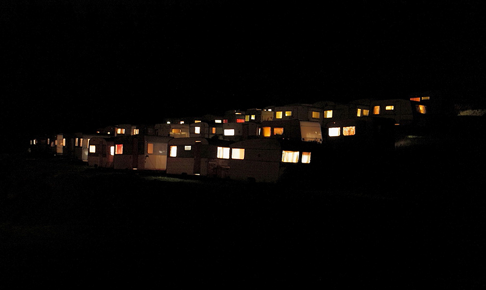 Caravanes nuit- hostellerie-pontempeyrat-2012-Photo-François Stemmer