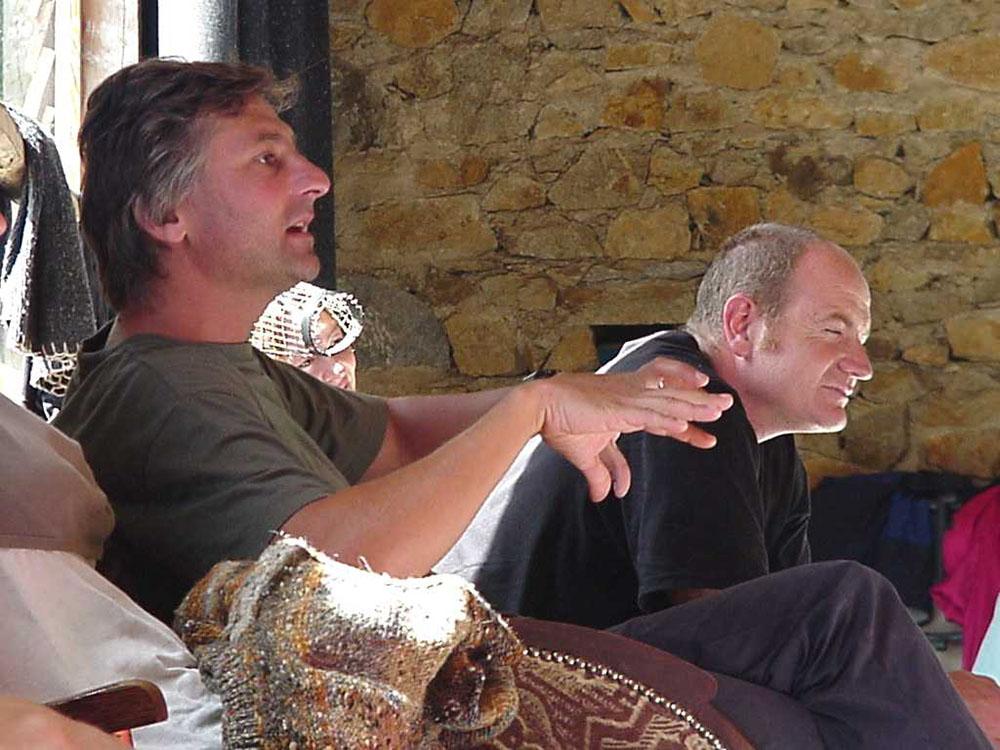Formation-Alexandre Del PERUGIA et François CERVANTES-pontempeyrat-2000