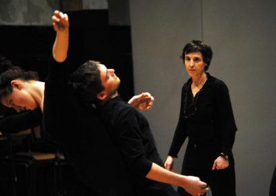 Révéler la dramaturgie d'un solo duo