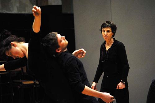 Paola Rizza – Dramaturgie d'un solo/duo