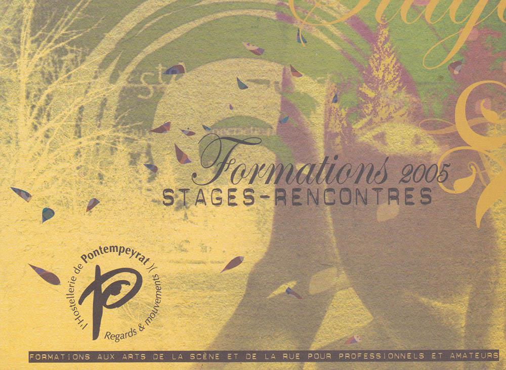 programme-formations-hostellerie-pontempeyrat-2005