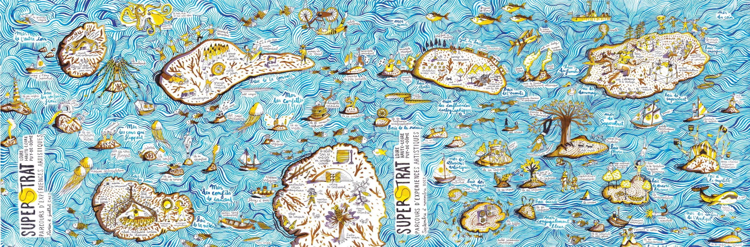 cartographie 2021